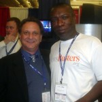 Me and bob parks