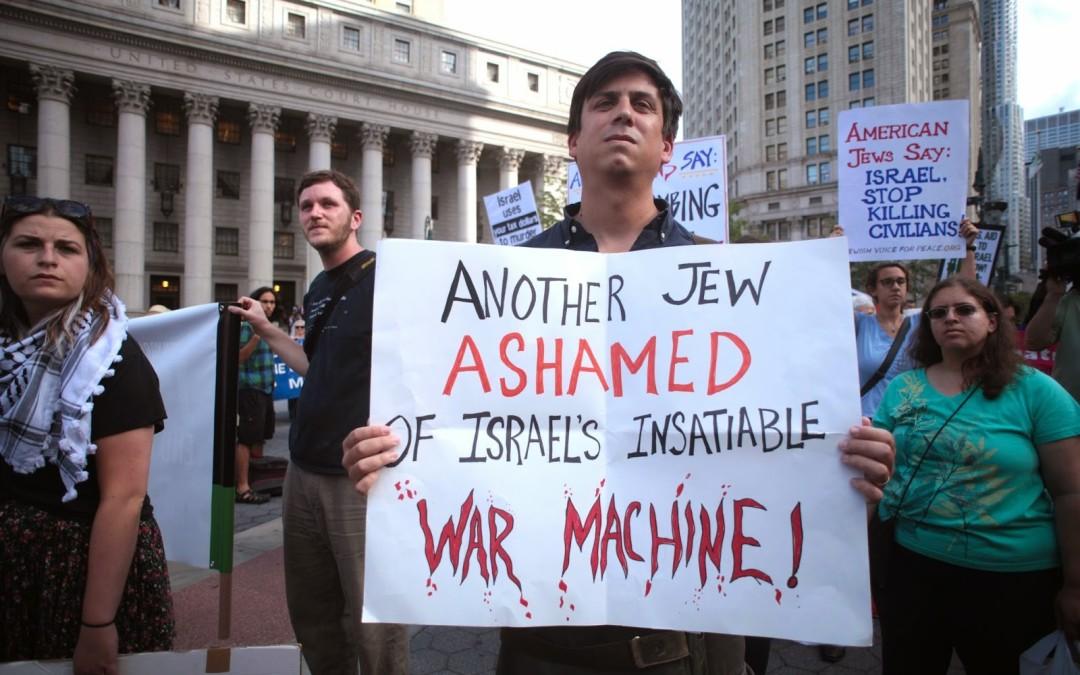 Daniel Greenfield on Self-Hating Jews